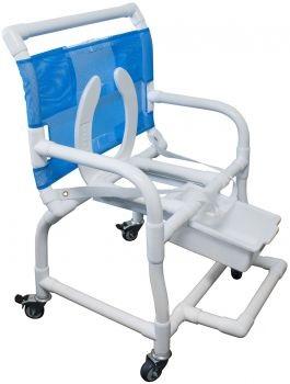 Cadeira de Banho para em Pvc Duralife - 300 Clo