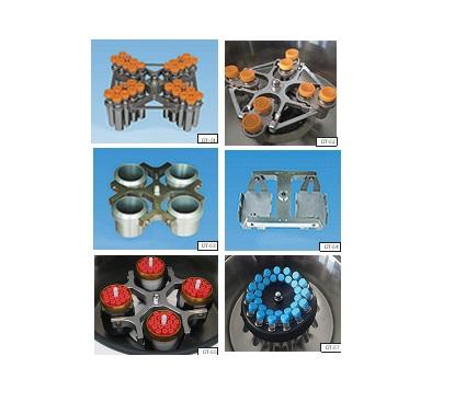 Rotores para Centrífugas Daiki