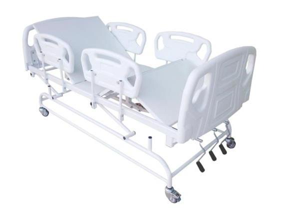 d87e70ecb1 Móveis  Cama Hospitalar Fawler Luxo com Elevação Manual - Dsm-011 Lx