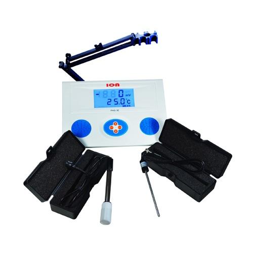 Phmetro De Bancada -2,00 a 18,00 PH Com Compensação De Temperatura - PHS-3E-BI