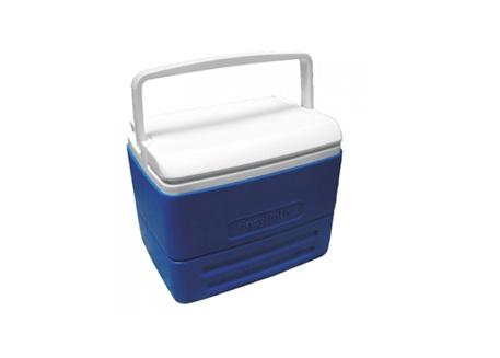 Caixa Térmica Sem Termômetro Azul- 8,5 Litros