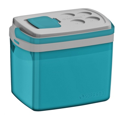 Caixa Térmica Sem Termometro Azul - 32 Litros