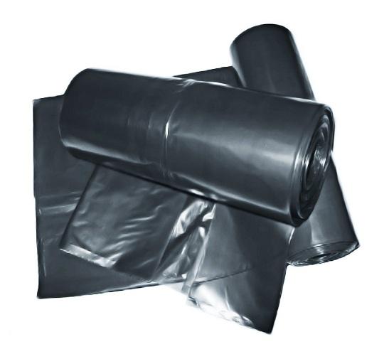 02c6c6eaa Descartáveis: Saco Preto para Lixo Reforçado - 100 Litros - 100 Unid
