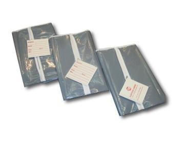 Saco para Cobertura para Óbito 90x220 Cm - Grande - 25 Unid