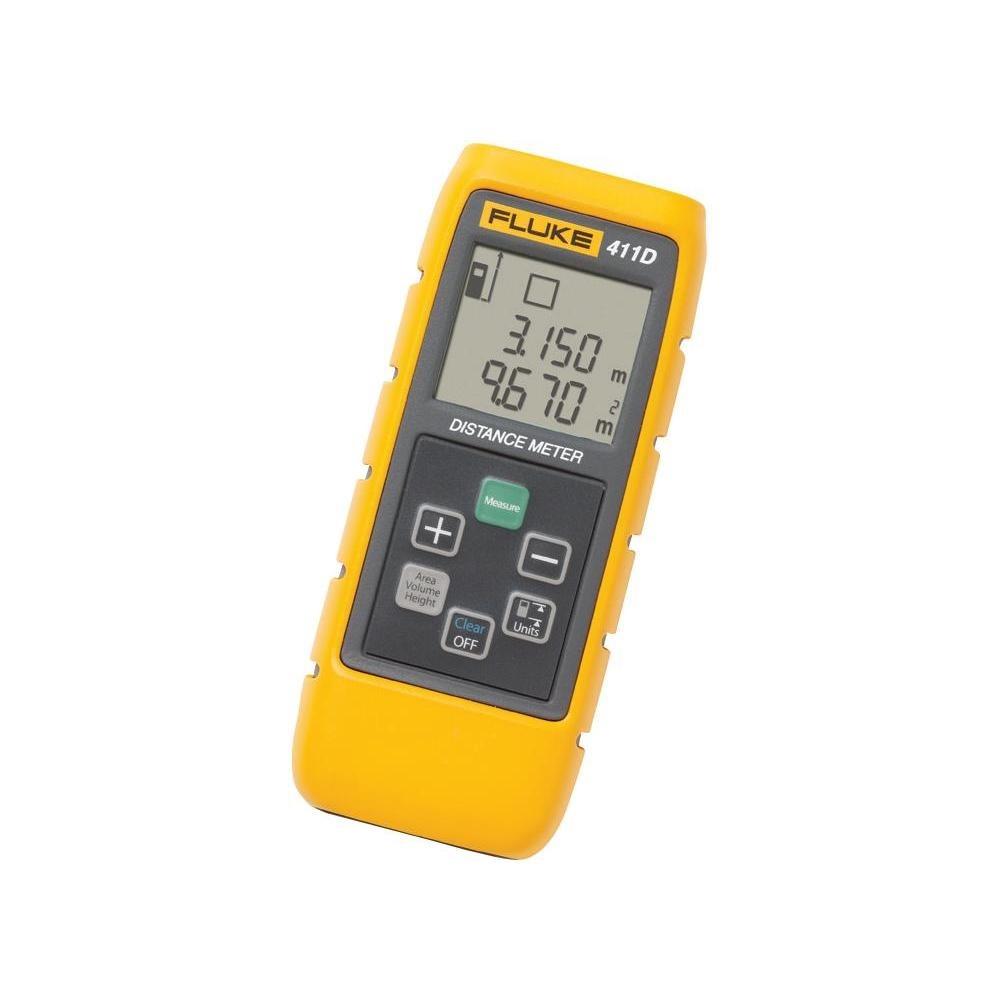 Equipamentos medidor de dist ncia com mira a laser 411d for Medidor de distancia laser