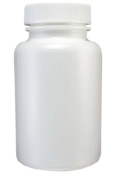 Pote Cápsula Em Polietileno - 250 Gr - 84 Unid