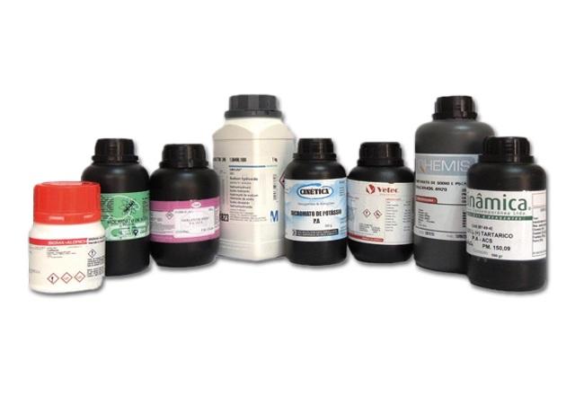 Nitrato de Estrôncio Pa - 25 Gr