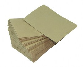 ENVELOPE KRAFT NATURAL 80GR - 250X353 MM - 250 UNID